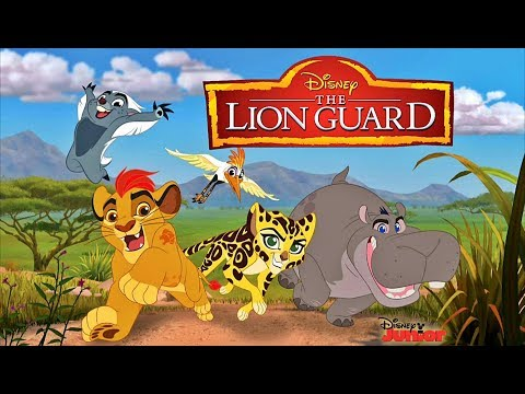 The Lion Guard   Disney Junior Series Game App for Kids