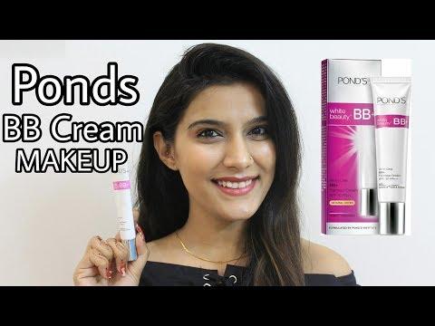 *Ponds BB Cream* Makeup Tutorial   Everyday makeup Look using ponds bb cream   मेकअप कैसे करे  