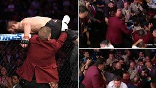 Download Kehormatan Agama Dihina ! Kerusuhan di akhir laga Khabib Nurmagomedov vs Connor McGregor Video