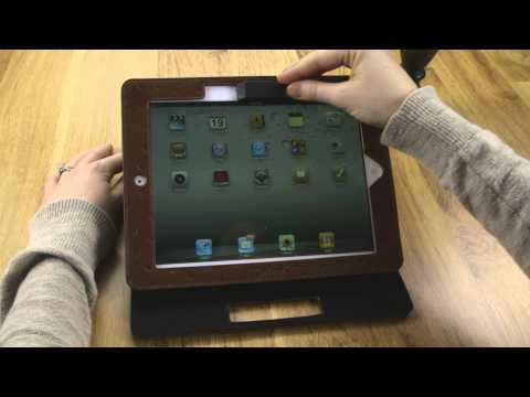 Protect Your iPad 2/3/4 and Clean the Screen with a Gwee Racer Case