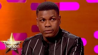 John Boyega Was Dumped Because of Star Wars | The Graham Norton Show height=