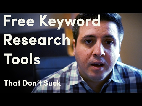 10 Best Free Keyword Research Tools for SEO (2017)