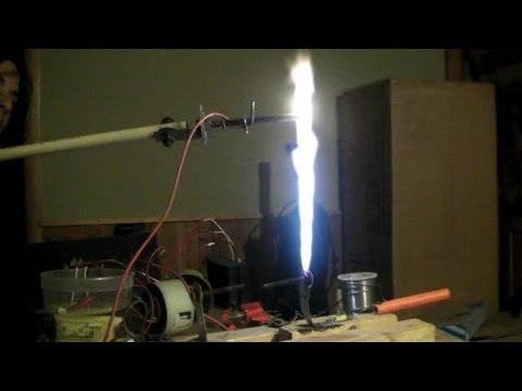 Extreme ZVS Flyback Arcing