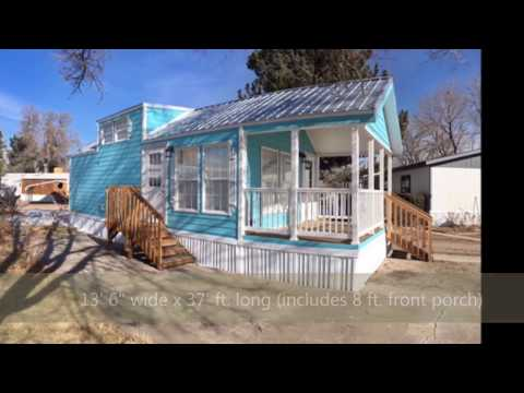 For Sale:  Brand New 2016 Custom Coastal Cottage Park Model