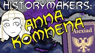 Создатели истории: Анна Комнина