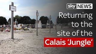 Returning to the site of the Calais