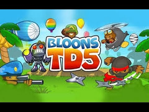 How to get lots of free monkey money fast in bloons TD 5!Glitch