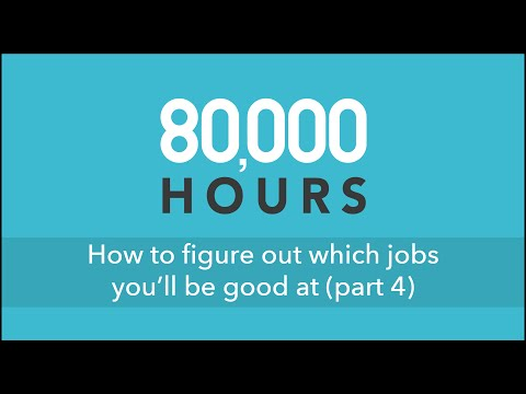 How to find the right career for you? (part 4) @ Cambridge University