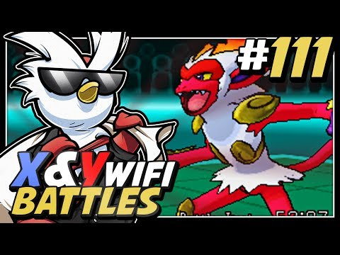 Pokemon X and Y Wifi Battle #111 - Live Vs. Janp - Sickness Affects Memory!