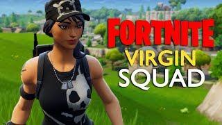 Fortnite Virgins