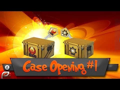 CS:GO CASE OPENING #1 ★ THE TROLL
