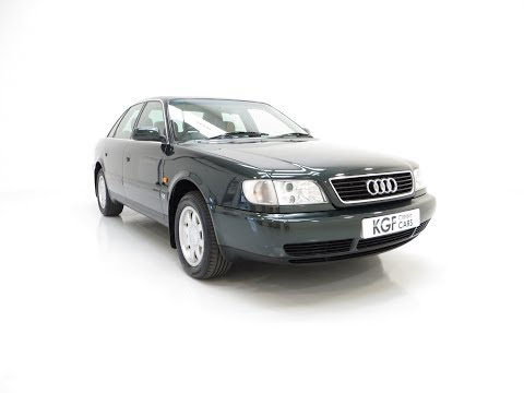 A Truly Outstanding Audi A6 2.6SE with an Amazing 23 Audi Main Dealer Services - £4,995