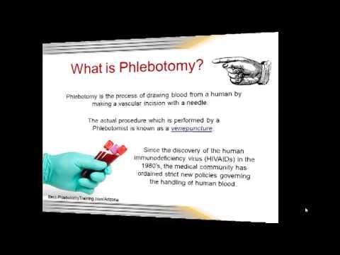 Phlebotomy Training in Arizona | AZ Phlebotomist Certification