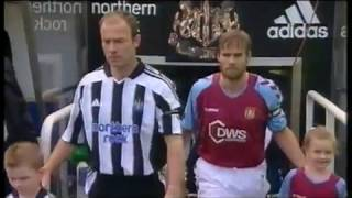 Lee Bowyer Kieron Dyer fight (full Match of the Day clip - Saturday 2nd April 2005)