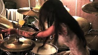 System Of A Down - B.y.o.b - Drum Cover By Meytal Cohen