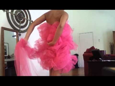 Tutorial DIY No Sew Loofah Halloween Costume