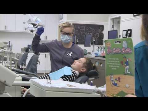 Visit to Lasky Pediatric Dental Group