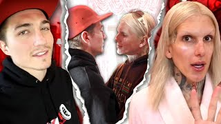 Hi, how are ya? NOT OKAY after fans think Jeffree Star and Nate went through a break up!