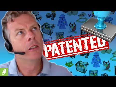 HOW CAN YOU TELL IF A PRODUCT IS TRADEMARKED OR PATENTED