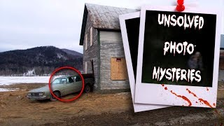 6 Creepy Photos with CHILLING Unsolved Mysteries