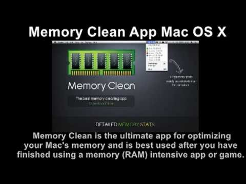 Optimize Mac Performance by Freeing Inactive Memory (RAM)