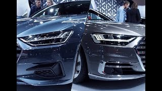 Audi A8 Vs Audi A7