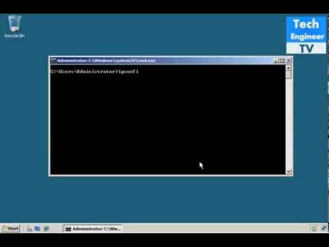 Clear the DNS Cache from Windows Server 2008