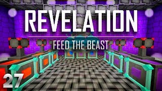 FTB Revelation EP16 Automated Nether Star Farm + Flux Networks