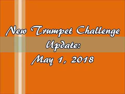 ***NEW*** Trumpet Challenge update 2018 by Kurt Thompson