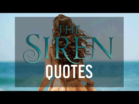 Quotes from The Siren by Kiera Cass