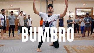Bumbro | Choreography by Dhruv Naik (DDCon 2018)