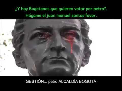 Gestión... petro Alcaldía Bogotá