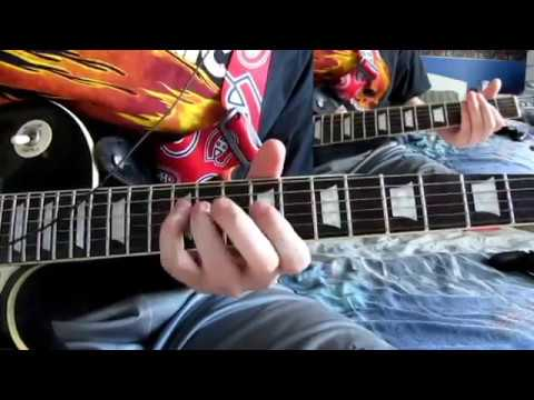 Metallica - For Whom The Bell Tolls (Leclair's Guitar Cover)