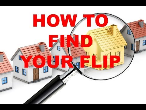 How To Find Houses to Flip