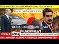 Maduro Se Roba 7 Toneladas De Oro Con Ayuda De Rusia