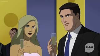 """The Flash and team Arrow welcome vixen """"Vixen Season 2"""""""