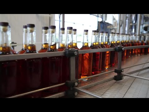 Campari Centralizes Bourbon  Production Operations With New Highly Automated Bottling and Processing