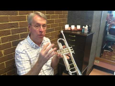 The Forgotten Trumpet Slides...Tuning 1 and 3