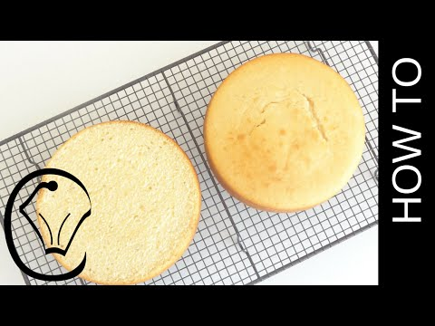 Easy Moist Vanilla Cake From Scratch How To by Cupcake Savvy's Kitchen
