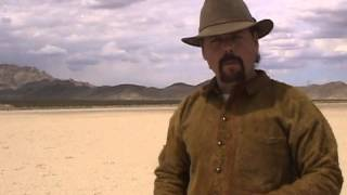 WHERE TO FIND METEORITES !!! On Dry Lake Beds. ask Jeff Williams