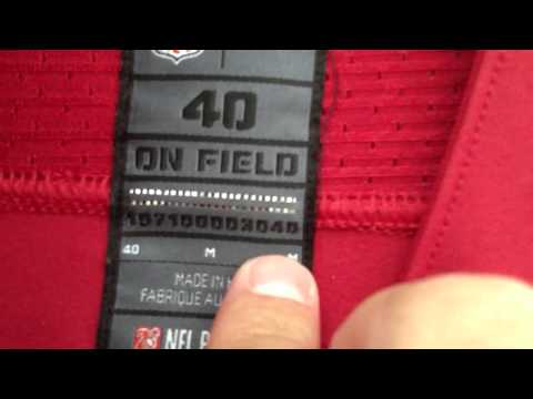 Nike Elite NFL jersey review