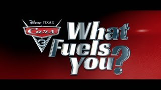 What Fuels You - Cars 3 - Now Playing in 3D