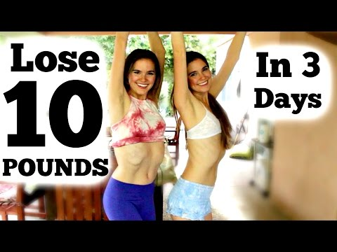 LOSE 10 POUNDS IN 3 DAYS