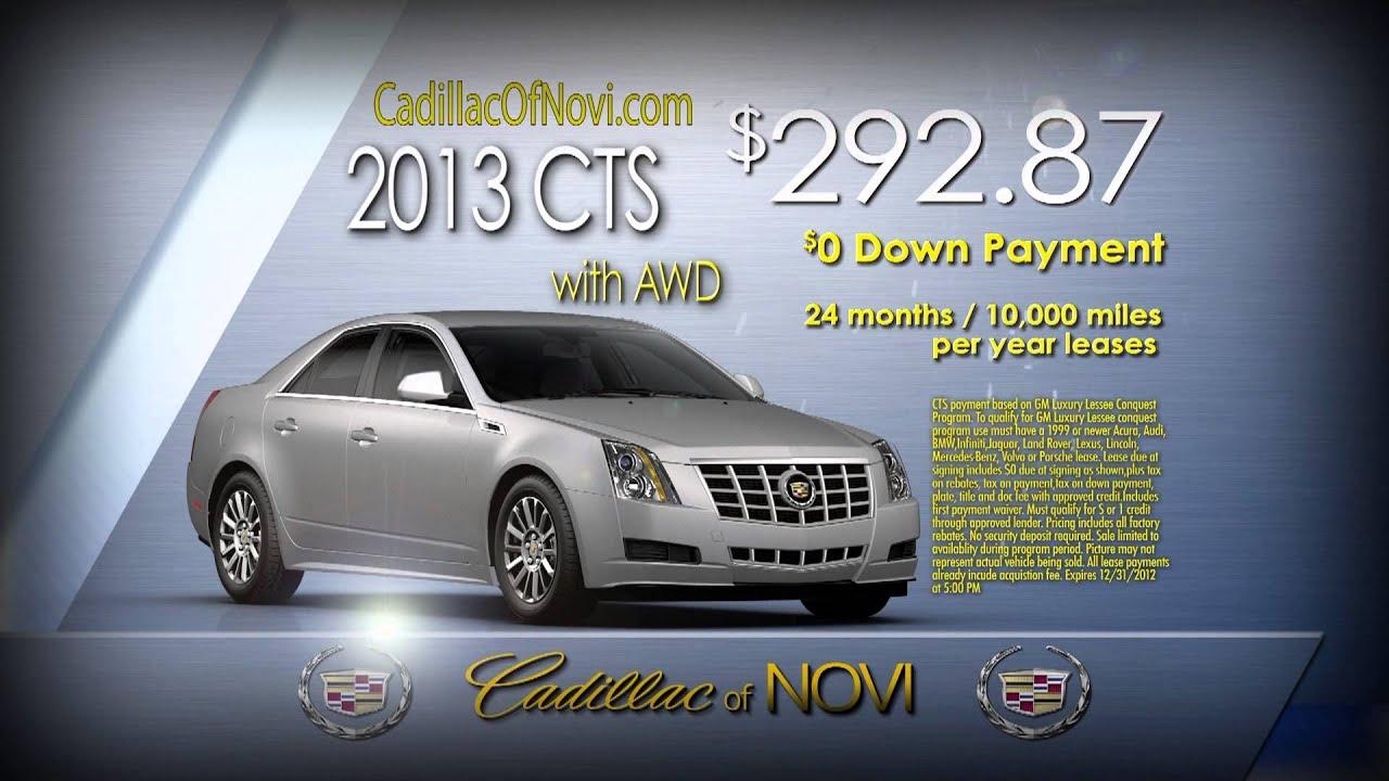 Cadillac of Novi