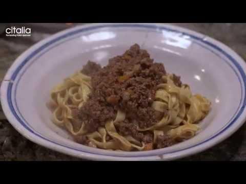 Gennaro Contaldo's Traditional 'Spaghetti' Bolognese Ragu Recipe   Citalia