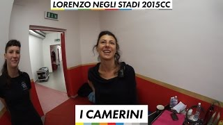 I Camerini - Lorenzo negli Stadi 2015 CC