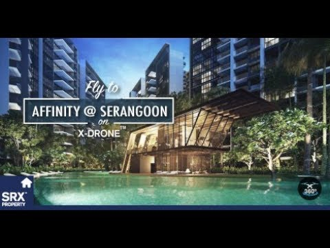 Affinity At Serangoon on X-Drone