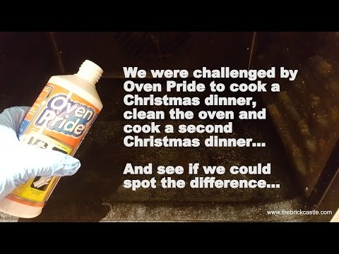 Oven Pride Christmas Dinner Challenge!