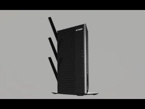 Netgear Nighthawk AC1900 Wi-Fi Extender (Unboxing & Setup)