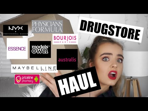 MASSIVE DRUGSTORE MAKEUP HAUL | BLACK FRIDAY | Conagh Kathleen